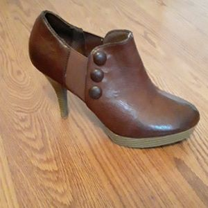 Unlisted Chic Brown High Heels Pumps
